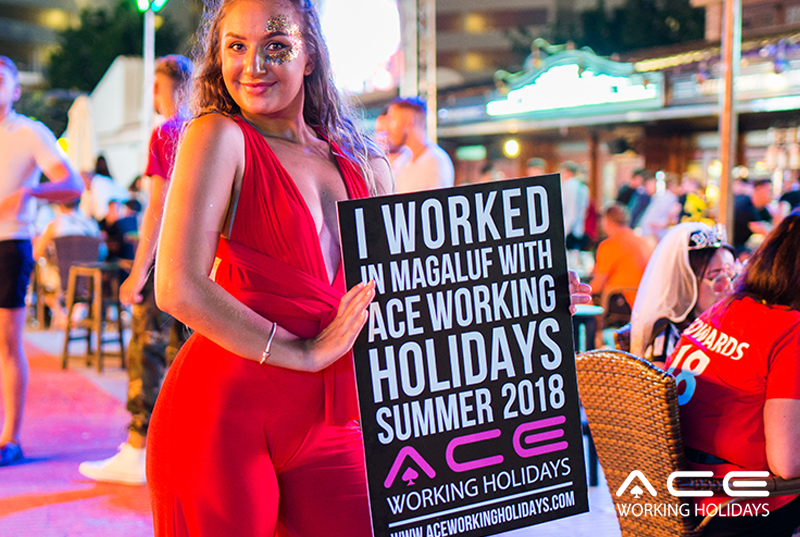 Magaluf Working Holidays