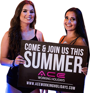 Join Ace Working Holidays